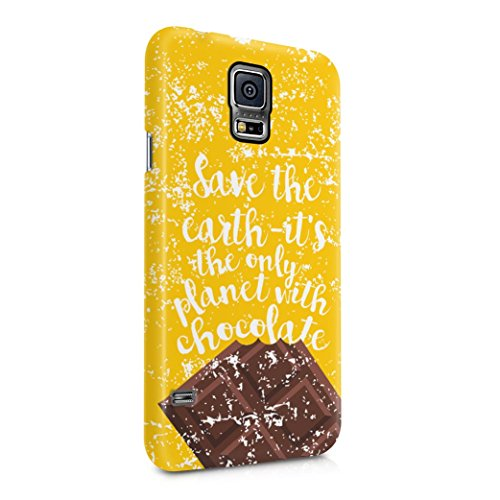 save-the-earth-its-only-planet-with-chocolate-plastic-phone-case-cover-shell-for-samsung-galaxy-s5-m