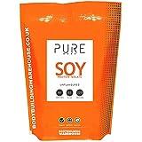 Bodybuilding Warehouse - Poudre de protéines de soja isolées Pure 2 kg