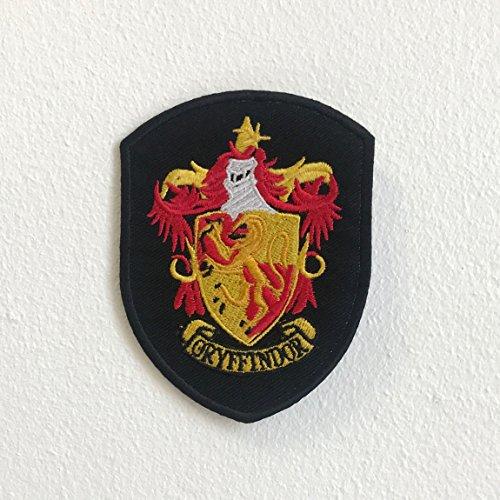 Gryffindor, Harry-Potter-Aufnäher, bestickt, zum Aufnähen