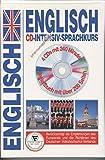 Englisch CD-Intensiv-Sprachkurs - 4 CDs + Begleitbuch mit über 200 Seiten