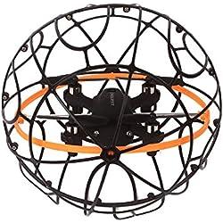 Juguetrónica Skywalker Evolution, Mini Drone con Carcasa esférica y Modo Control absoluto (JUG0278)