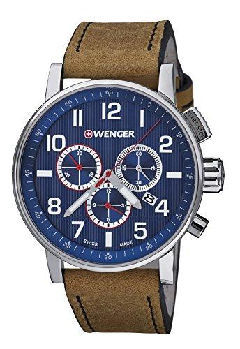Orologio Uomo Wenger 01.0343.101