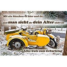 Suchergebnis Auf Amazon De Fur Gluckwunschkarte Oldtimer 1 2 3