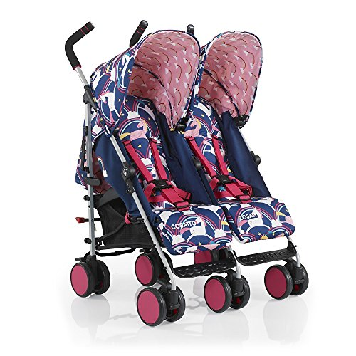 Cosatto CT3499 Supa Dupa Go  Magic Unicorns Pushchair
