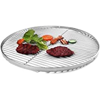 44.5/ cm Stainless Steel Round 6/ mm Outer Ring /& Bar 4/ mm Aflage Grille Grill Barbecue and Weber 47