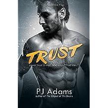 TRUST: A London gangland romantic suspense novel (The Bailey Boys Book 1)