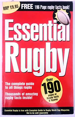 Essential Rugby por Neil Armstrong