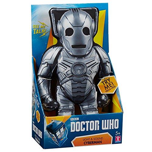 Lumière et son du Doctor Who Cyberman