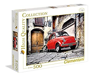 Clementoni 30575 - 500 - Puzzle High Quality Collection 500 pezzi