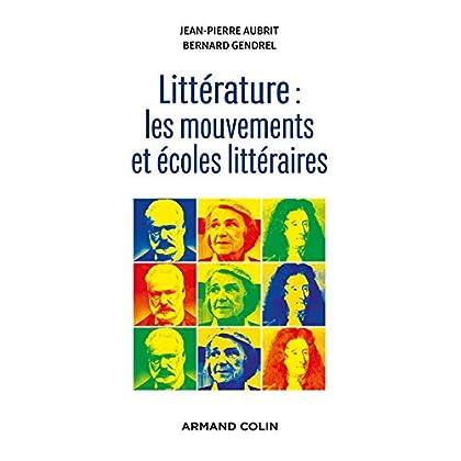 Littérature : les mouvements et écoles littéraires