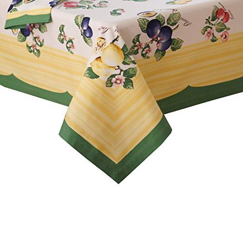 Villeroy & Boch French Garden Tissu de Coton réversible Set de Table Nappe 68\