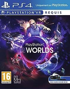 VR Worlds - PlayStation VR