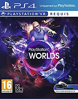VR Worlds - PlayStation VR (B01KHFIS2Y) | Amazon Products