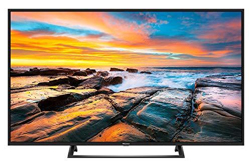 Hisense H55BE7200 138 cm (55 Zoll) Fernseher (4K Ultra HD, HDR, Triple Tuner, Smart-TV, Mittelfuß) (Tv 50 Hisense)