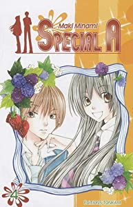 Special A Edition simple Tome 4