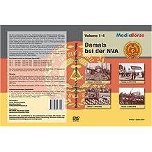 Damals bei der NVA - 1960 bis 1990. Bundle - Volume 1 bis 4