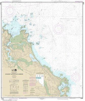 NOAA Chart 13269 by NOAA Nautical Charts