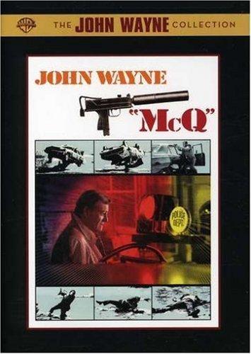 McQ 1974 John Wayne (region 2) Widescreen