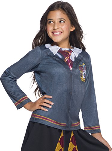 Harry Potter House Gryffindor Child Costume Top - Large