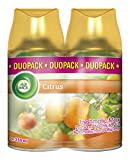 Air Wick Freshmatic Max Automatisches Duftspray Nachfüller, Citrus, Duo-Pack (2x250ml)