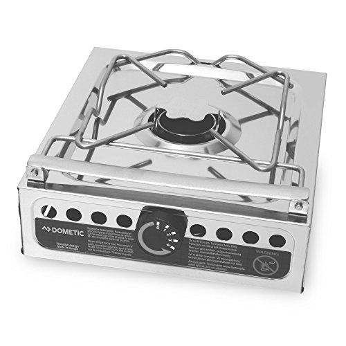 Dometic ORIGO 1500, freistehender Spiritus-Kocher, kompakt, für Boot, Wohnmobil oder...