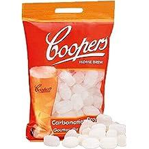 Coopers - Equipo de carbonatación para cerveza