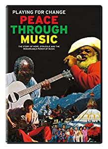 Playing for Change: Peace Through Music [DVD] [2009] [US Import] [NTSC]