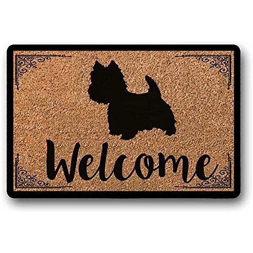 Novelcustom Welcome Mat