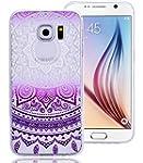 Roreikes Coque pour Samsung Galaxy S6...