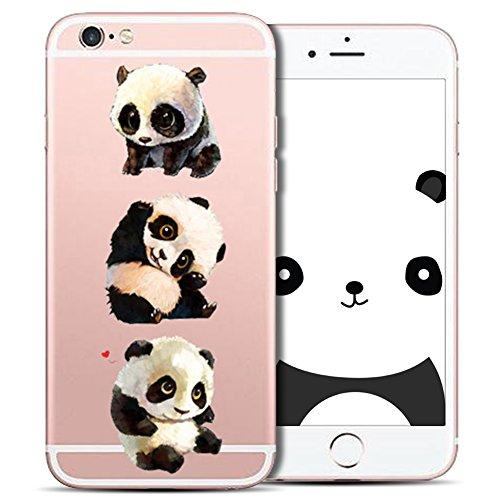 custodia iphone 6s panda