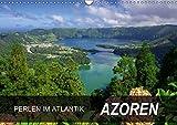 Perlen im Atlantik - Azoren (Wandkalender 2018 DIN A3 quer): Azoreninseln im Atlantik (Monatskalender, 14 Seiten ) (CALVENDO Orte) [Kalender] [Apr 01, 2017] Scholz, Frauke - CALVENDO