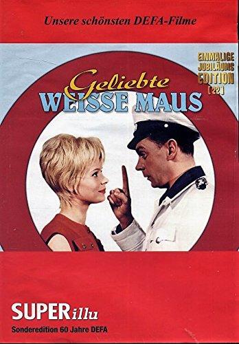 Geliebte Weisse Maus ( Unsere schönsten DEFA-Filme / Sonderedition 60 Jahre DEFA )