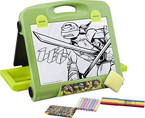 SAMBRO Teenage Mutant Ninja Turtles Reise Kunst Staffelei