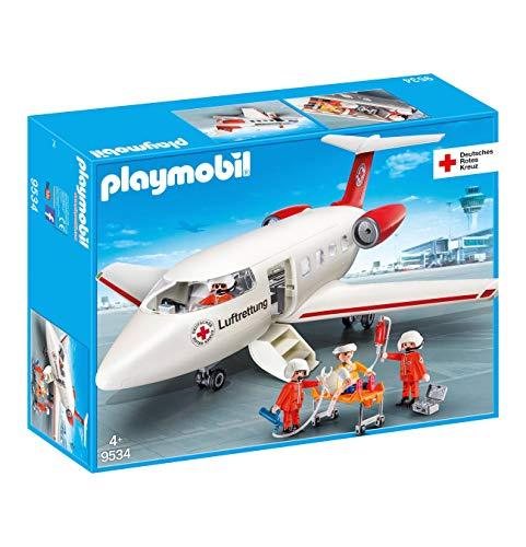 Playmobil 9534 DRK Rescate de Aviones