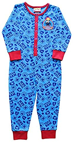 Fireman Sam Onesie 2 to 6 Years Fireman Sam All