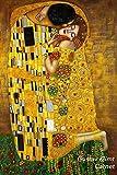 Gustav Klimt Carnet: Le Baiser   Élégant et Pratique   120 Pages Avec Papier Ligné