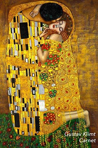 Gustav Klimt Carnet: Le Baiser | Élégant et Pratique | 120 Pages Avec Papier Ligné par  Parbleu Carnets de Notes