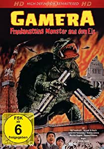 Gamera - Frankensteins Monster aus dem Eis [Limited Edition]