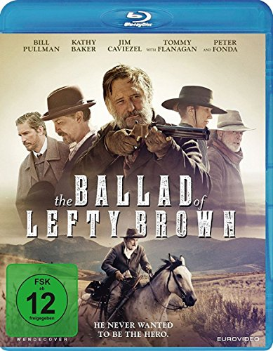 The Ballad of Lefty Brown - He never wanted to be a hero [Blu-ray]
