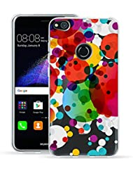 Huawei P8 Lite 2017 Funda, Wouier® Suave Carcasa Case Cover Silicona Funda para Huawei P8 Lite 2017