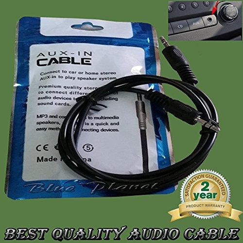 1m-3,5mm Klinke Stecker auf Stecker Stecker Kabel-Audio Anschlusskabel für Kopfhörer/AUX/MP3/iPod (Apple Planet-kopfhörer)