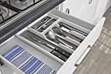 ADDIS 6-Compartment Drawer Organiser