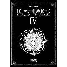 Death note black edition 4 (CÓMIC MANGA)