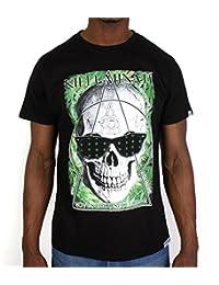 Tshirt Monsterpiece Killuminati Green Noir