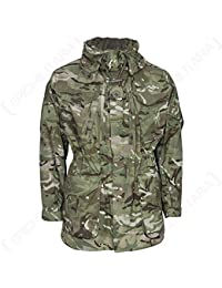 Genuine British Army MTP Windproof Combat Smock, Grade 1 USED
