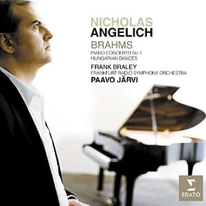 Brahms : Concerto pour piano n° 1 - Danses hongroises pour piano à 4 mains