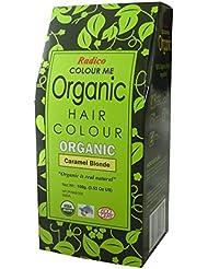 radico couleur Blond Me Bio 100% naturel pour cheveux (Caramel)