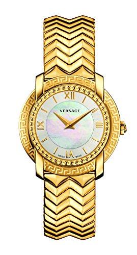 Versace Reloj los Mujeres DV 25 VAM04 0016