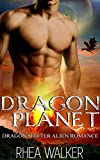 Dragon Planet: A Shifter Alien BBW Romance (Dragons of Theros Book 1)