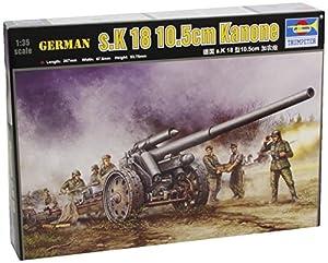 Trumpeter - Maqueta de Tanque Escala 1:35 Importado de Alemania